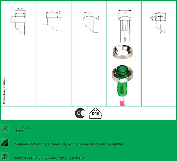Sinalizadores SL.10